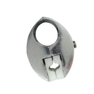 Купить крепление Джокер | joker R-7 соединение для дсп и стекла (с вкладышем) в интернет магазине Феникс , мебельная фурнитура, мебельные трубы и комплектующие Оптовые цены