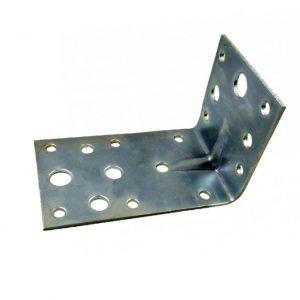 Купить уголок металлический разносторонний 90х55х55 в интернет магазине мебельной фурнитуры Феникс г. Харьков с доставкой по Украине
