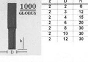 фреза d-3 1000