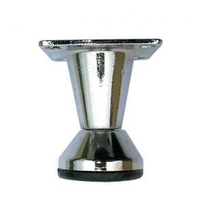 купить ножку мебельную OZSAN 50 мм хром в интернет магазине мебельной фурнитуры Феникс г. Харьков с доставкой по Украине