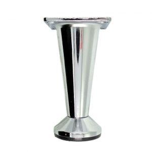 купить ножку мебельную OZSAN 70 мм хром в интернет магазине мебельной фурнитуры Феникс г. Харьков с доставкой по Украине