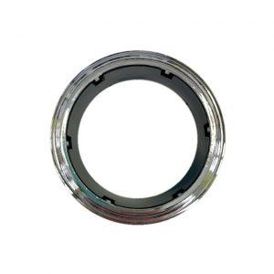 купить кольцо, крепление для барной стойки, полисистема хром, 50 мм в интернет магазине мебельной фурнитуры Феникс г. Харьков с доставкой по Украине