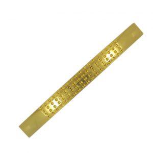 Ручка мебельная 4331 золото 96 мм в интернет магазине мебельной фурнитуры Феникс г. Харьков с доставкой по Украине