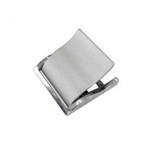 Купить ручку для мебели 4005 алюминий и хром в интернет магазине мебельной фурнитуры Феникс г. Харьков с доставкой по Украине