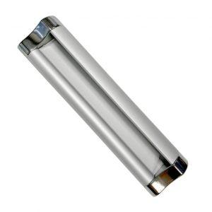 купить ручку Marka алюминий-хром в интернет магазине мебельной фурнитуры Феникс г. Харьков с доставкой по Украине