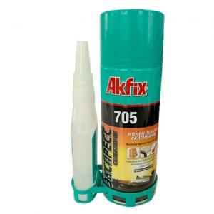 купить набор для склеивания akfix 400 ml в интернет магазине мебельной фурнитуры Феникс г. Харьков с доставкой по Украине