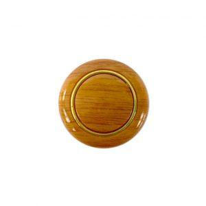 купить ручку мебельную 1038 кнопку вишня на один винт