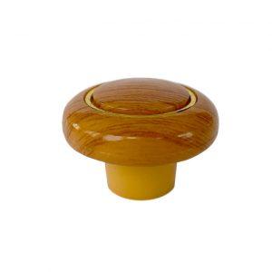 купить ручку мебельную кнопку 1038 вишня на один винт в интернет магазине мебельной фурнитуры Феникс г. Харьков с доставкой по Украине