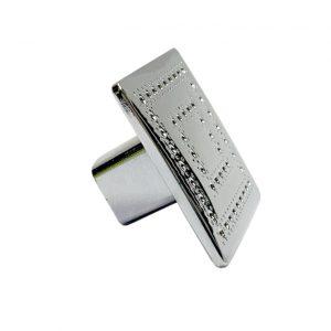 купить ручку кнопку 6091 узор точки в интернет магазине мебельной фурнитуры Феникс г. Харьков с доставкой по Украине