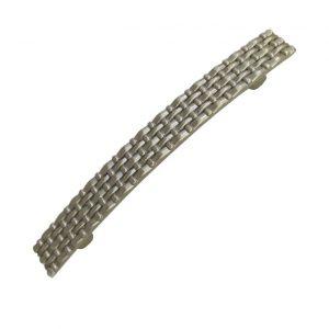 Купить ручку мебельную HASIR сатин в интернет магазине мебельной фурнитуры Феникс г. Харьков с доставкой по Украине